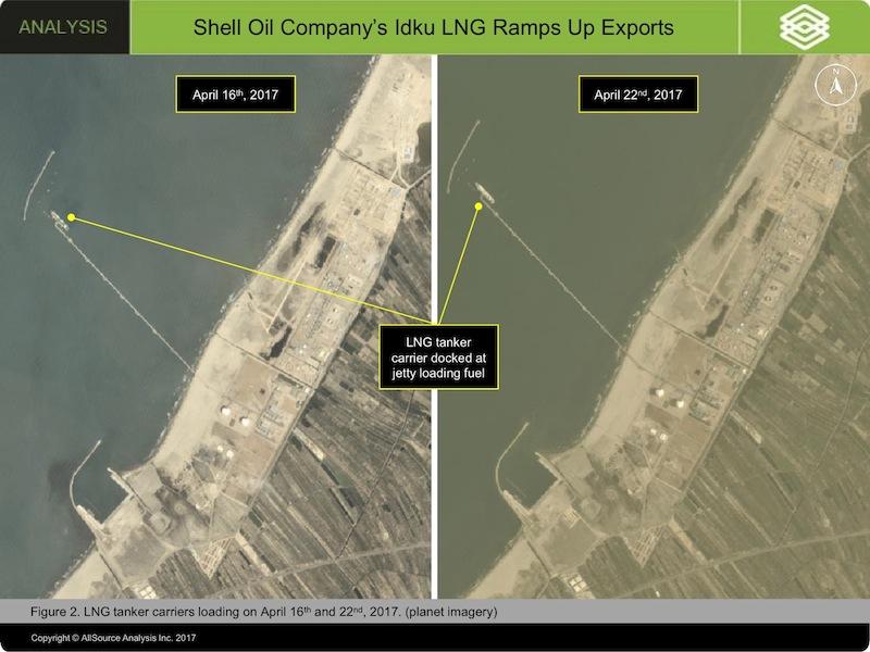 Shell Idku LNG