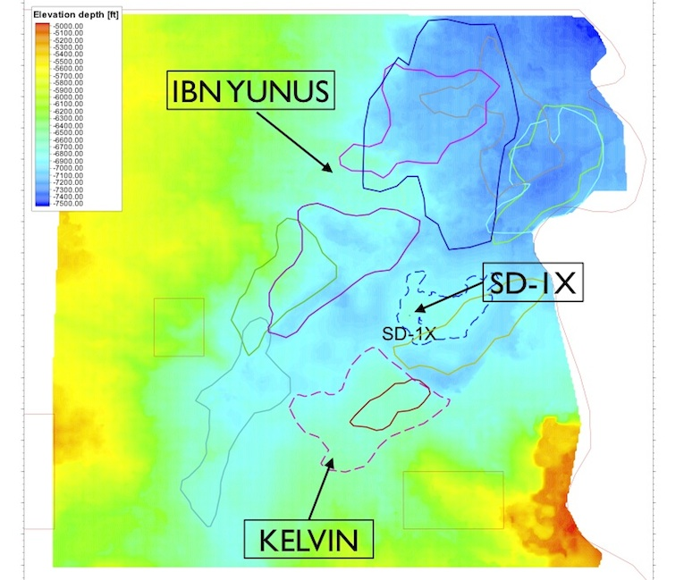 SDX Energy South Disouq