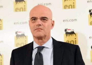 Claudio Descalzi Eni