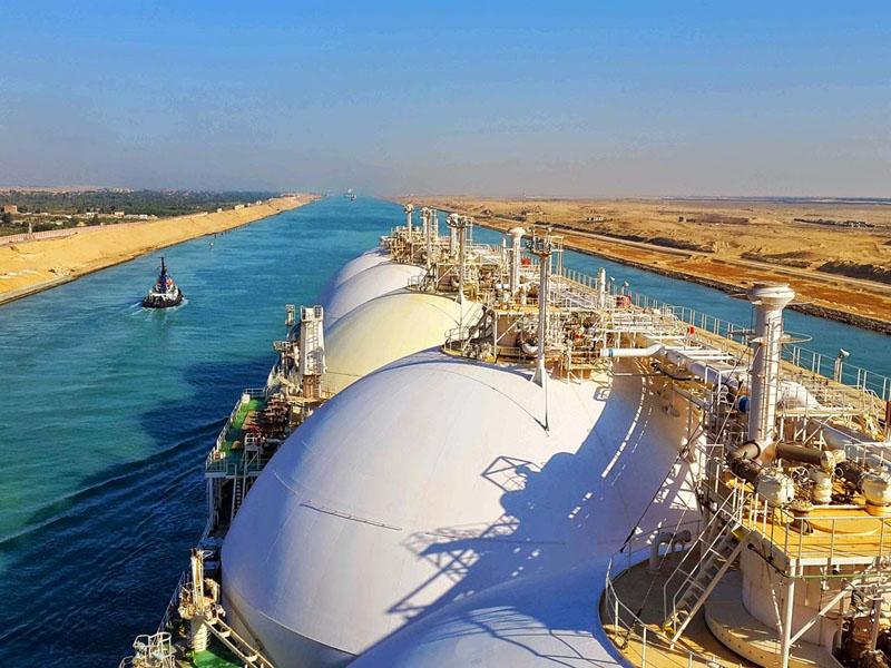LNG Suez Canal